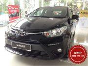 Toyota Vios 1.5E (số tự động)