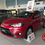 Toyota Vios E (số sàn)