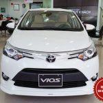 Toyota Vios 1.5G (số tự động)