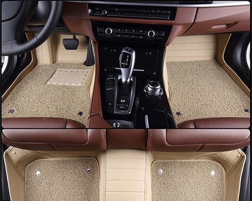 Sử dụng thảm trải sàn xe Toyota 1 cách an toàn
