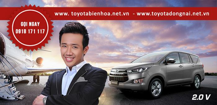 Ngoại thất xe Toyota Innova