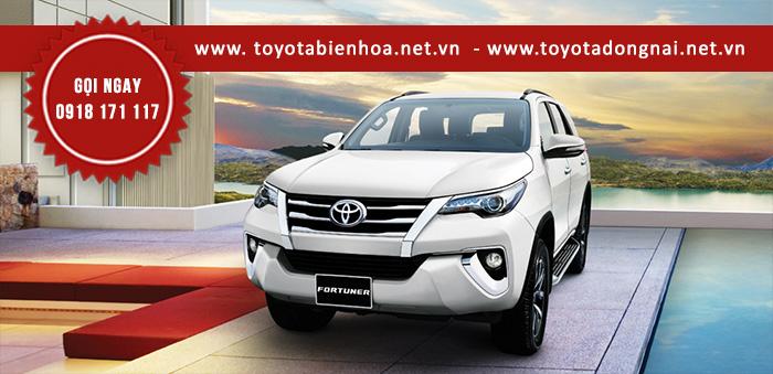 Ngoại thất xe Toyota Fortuner