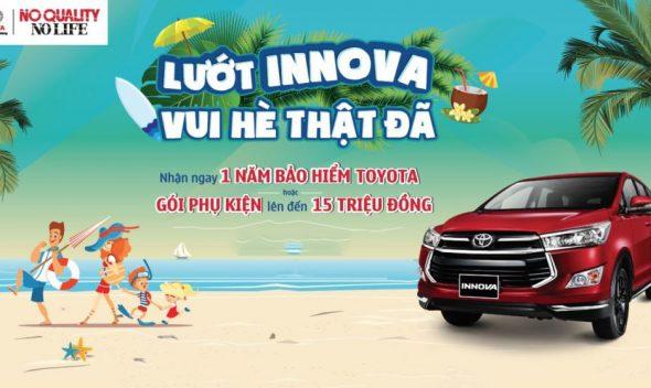 khuyến mãi Toyota Innova