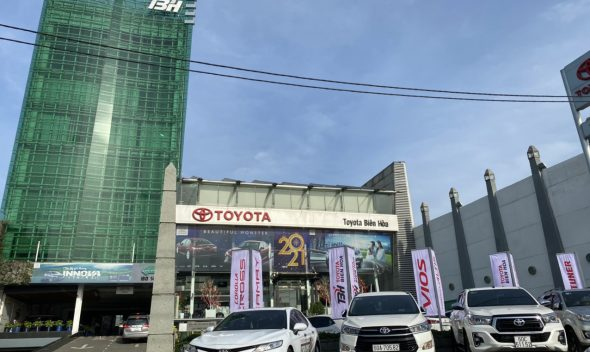 Toyota Biên Hòa Cầu Đồng Nai